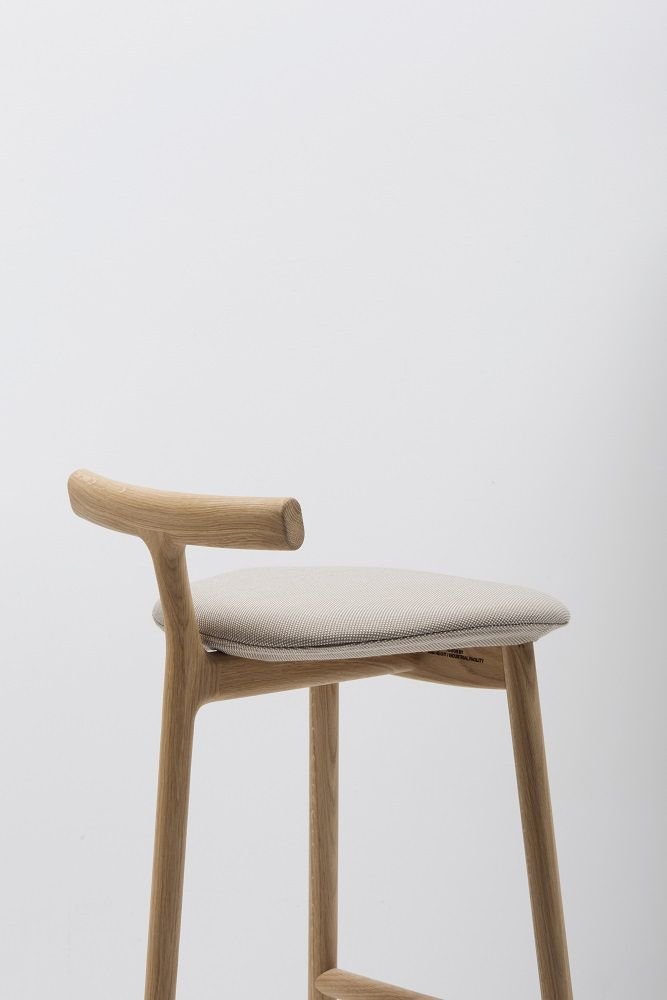 radice a threelegged chair designed by sam hecht and by italian design brand mattiazzi