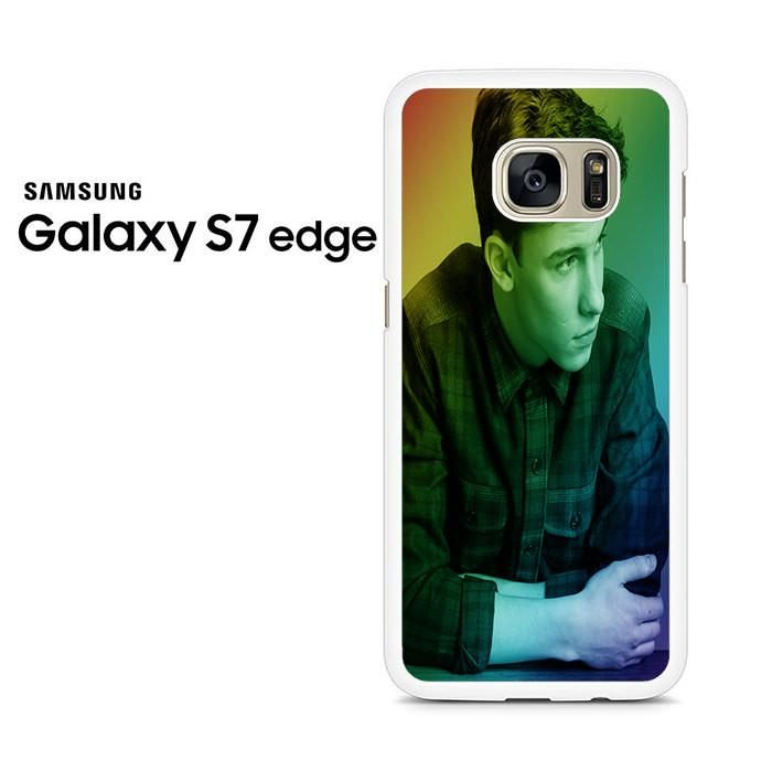 Shawn Mendes Color Samsung Galaxy S7 Edge Case