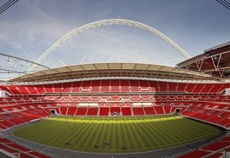 Wembley Stadium by Foster + Partners like it ? want more ? follow @Ben Blades