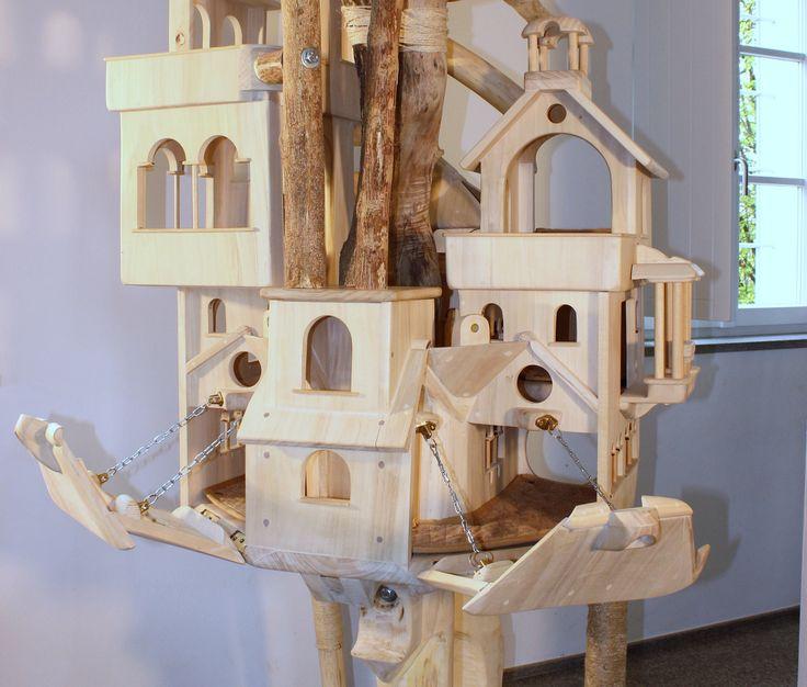 www.domusfelis.com luxury cat castle abside, cat tower, cat forniture.