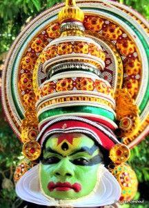 Traditioneel kostuum & make-up