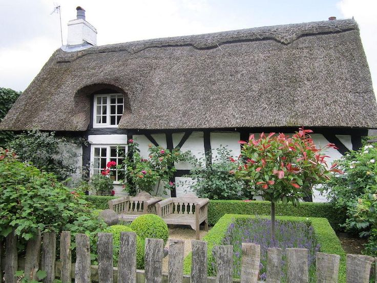 330 Best Thatched Cottages U0026 Paintings Images On Pinterest | English  Cottages, Country Cottages And Cottage In