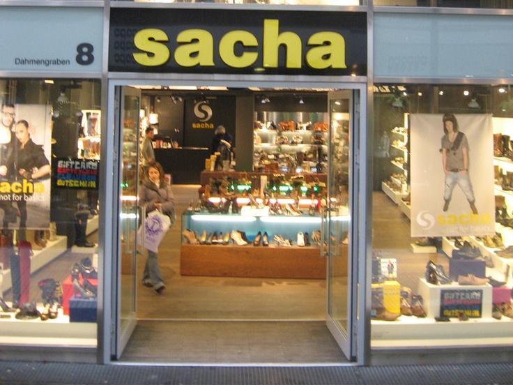 SACHA // Dahmengraben 8 Aachen