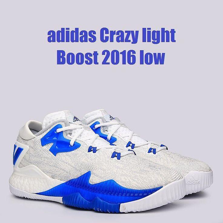 Adidas crazy light Boost 2016 low disponible sur http://ift.tt/1ADfMju livraison gratuite @sportland_american #sportlandamerican #adidas #basketball #shoes #adidasboost #crazylightboost