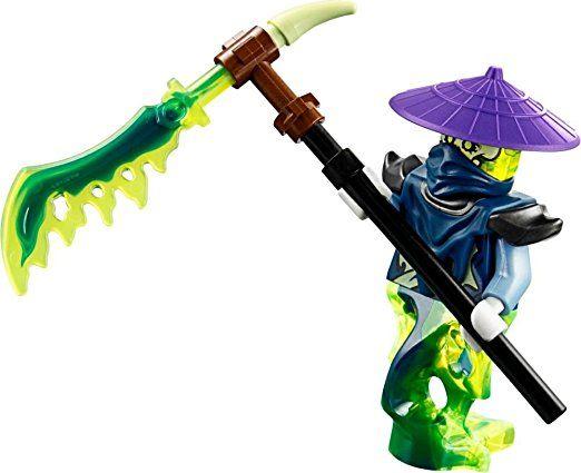 lego ninjago minifigur scythe master  sensenmeister