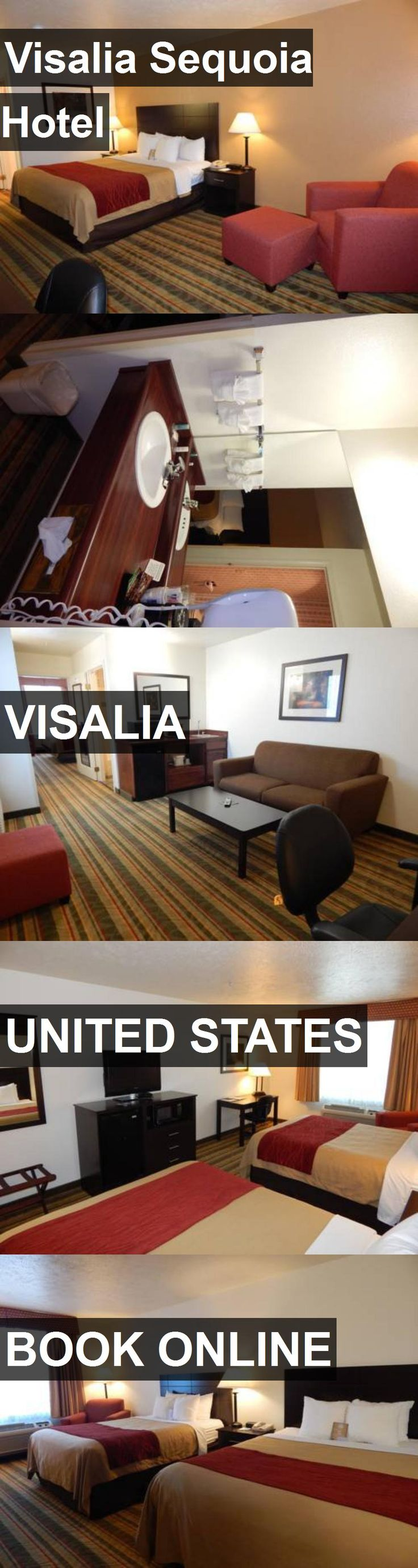 Visalia Sequoia Hotel in Visalia, United States. For more information, photos, reviews and best prices please follow the link. #UnitedStates #Visalia #travel #vacation #hotel