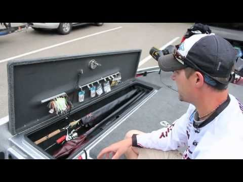 How the pros set up their boats, featuring Bass Utopia Pro Staffer Jason Dudek. Bass Fishing tips #BassFishing