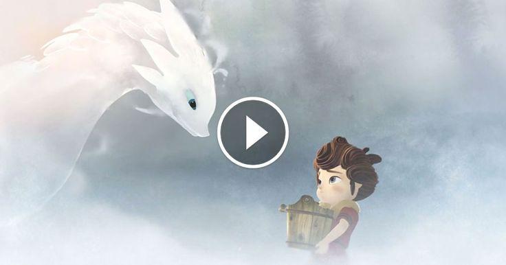 """""""Nebula"""" est un court métrage d'animation réalisé par les étudiants de l'école des Gobelins. Pour ce projet de fin d'études, les jeunes Français ont choisi de mettre en scène une petite fille allant s'appr..."""