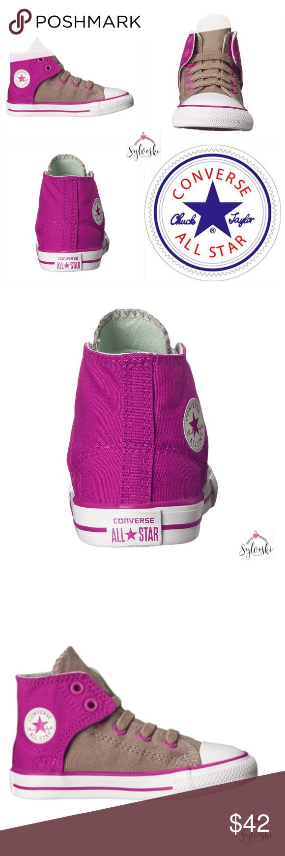 🆕 Chuck Taylor Hi Malt Pink Sapphire Mint Julep Converse Kids Chuck Taylor® All Star® Easy Hi Malt Pink Sapphire Mint Julep Sale,Converse High Tops Leather,Wide Varieties. easy hi shoes!high-top silhouette. durable canvas upper.iconic rubber shell toe for durability.elastic laces with concealed hook-and-loop for easy on and off. soft textile lining for comfort. vulcanized construction.durable rubber outsole with the traditional NWT no box Converse Shoes Sneakers