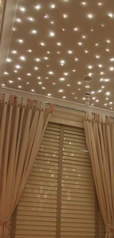 Install A Faux Ceiling Using Foamcore Led Lights