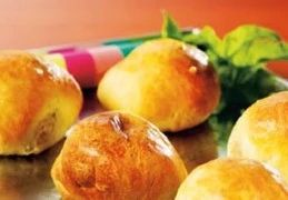 Recept voor Zelf gebakken gehaktbroodjes met provencaalse kruiden