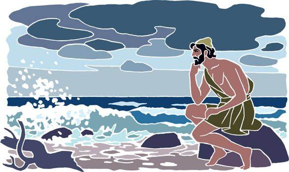 Μέσα σ'ένα σεντουκάκι...: Ελληνική μυθολογία:Η αλφαβήτα της Οδύσσειας