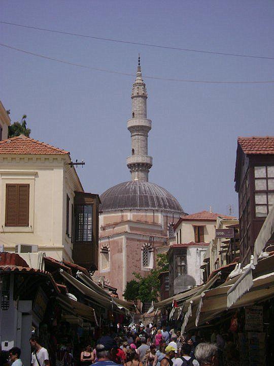 Ρόδος (Rhodes Town)