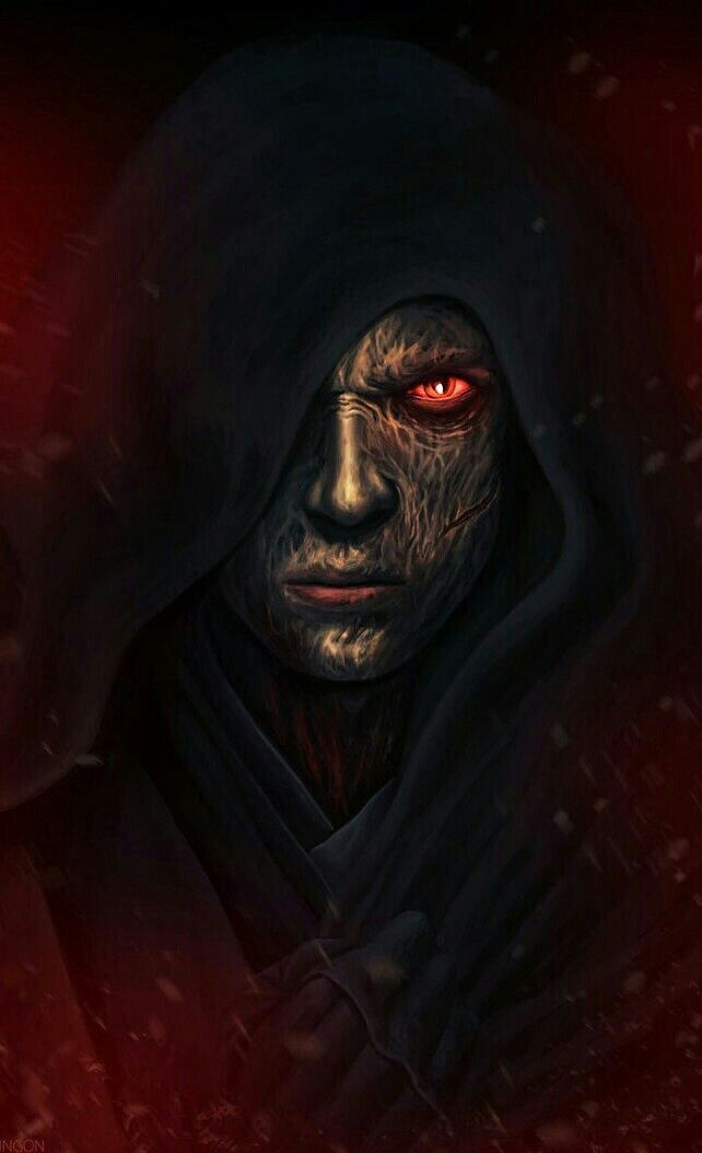 Love The Dark Anakin Skywalker Reminds Me Of Some Concept Art For