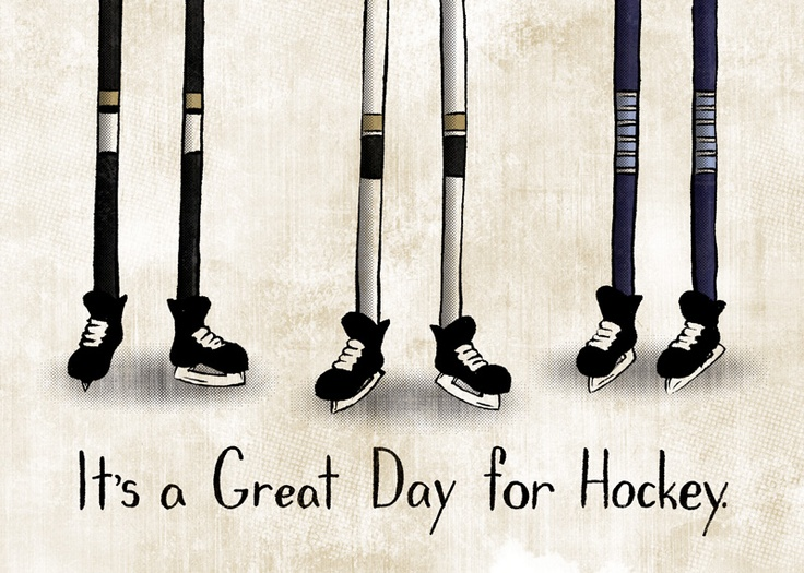 It's a great day for hockey! #pens #hockey @Pittsburgh Penguins (by @Sekelsky)