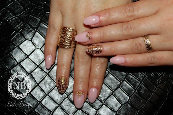 #nails#nailboutique13#lightpink