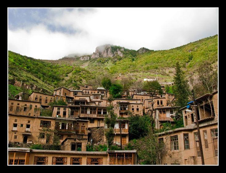 Masouleh Köyü