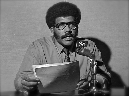Journalist Ed Bradley spent 26 years on TV as a member of the 60 Minutes Team.