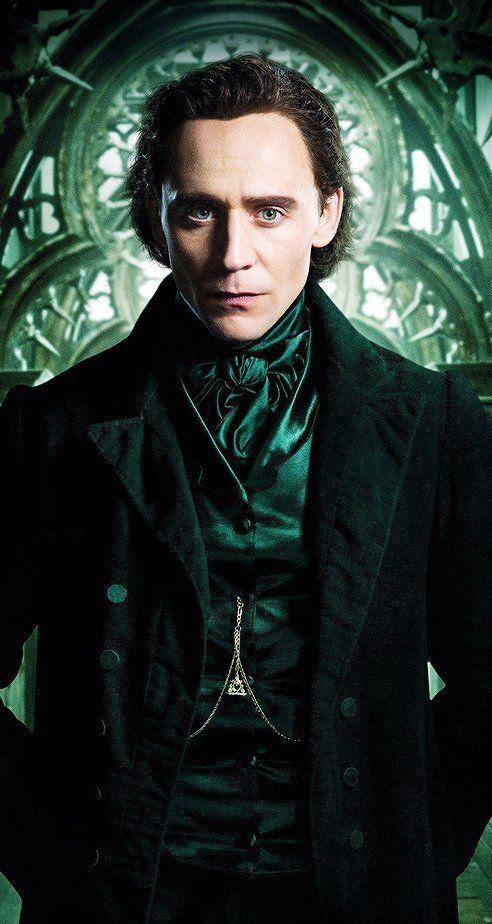 "Tom Hiddleston As Sir Thomas Sharpe ""Crimson Peak"" From http://fromhiddleswithlove.tumblr.com/post/121675053724/beware-of-crimson-peak-x"