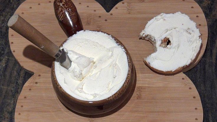 Recette fromage à la crème type Philadelphia (facile et sans présure). YOUTUBE: KateHacks. FACEBOOK @katehacks