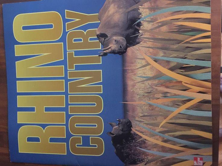 34 mejores imgenes de teacher oversized big books en pinterest teacher big book rhino country oversized 1998 animal rhinoceros learn to read fandeluxe Images