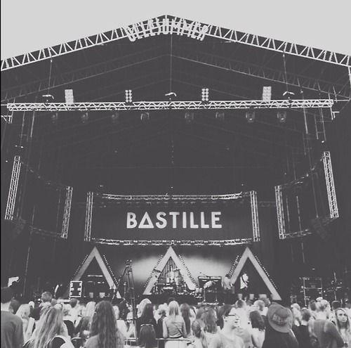 what does the bastille triangle mean