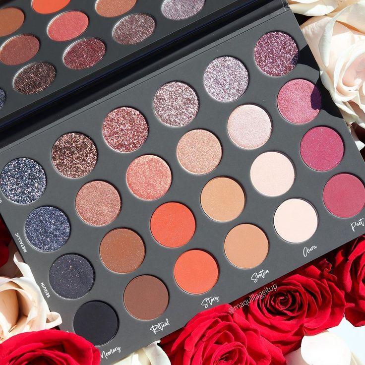 Tati Beauty palette Eyeshadow pallette, Kiss makeup, Makeup