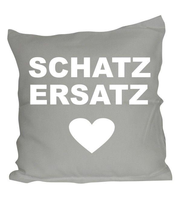 Valentinstag Ideen Fernbeziehung: Kissen, Schatz Ersatz, Wohnen, Tolles Design