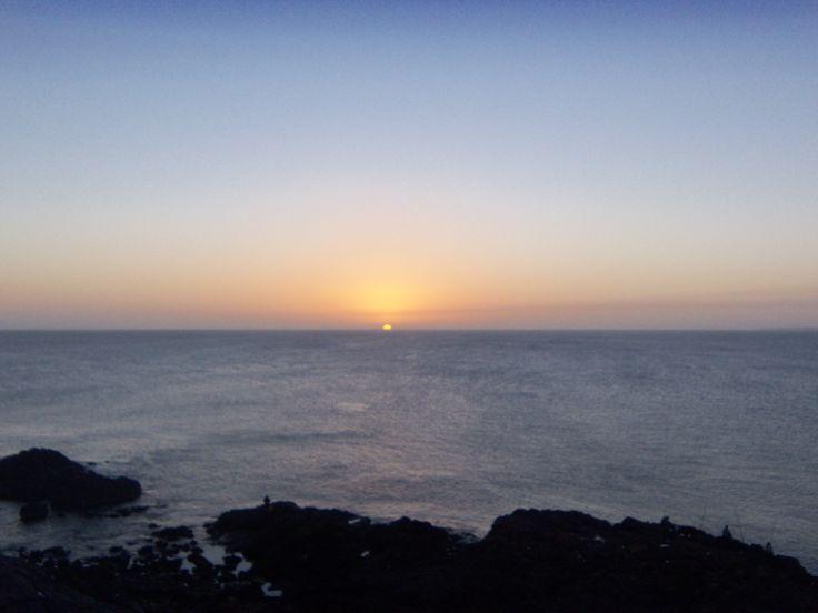 Uruguay. Punta Ballena
