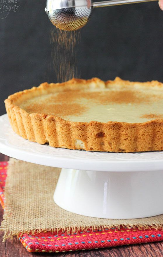 postup Mléčný koláč - tradiční jihoafrický dezert