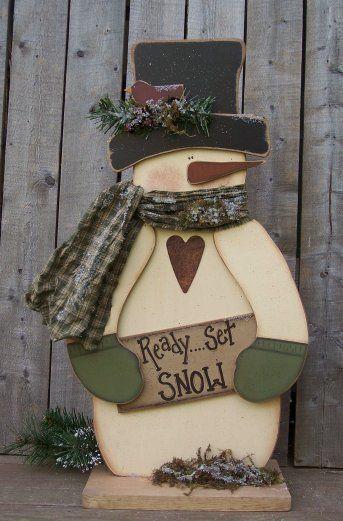 Like the snowman