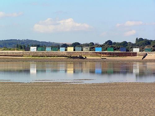 my beach hut - st helens, isle of wight