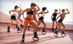 Groupon - Three or Six Kangoo Jump-Exercise Classes at Kangoo Club Toronto (Up to 74% Off) in Downtown Toronto. Groupon deal price: C$21
