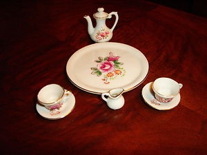 VINTAGE MADE IN JAPAN DOLL TEA SET MADE IN JAPAN | eBay