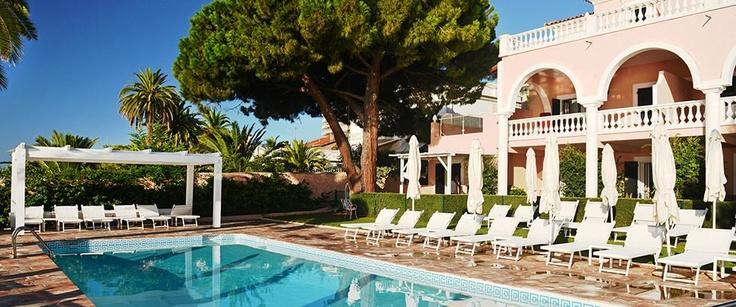 Tablet - Hotel Les Mouettes Corsica, France