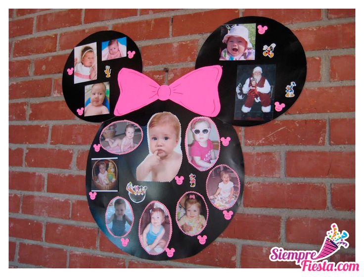 46 best fiesta de minnie mouse images on pinterest - Accesorios de cumpleanos infantiles ...