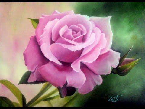 Pintar rosas y glicineas, Painting roses. Si te gusta dale a Like , suscribete y comparte este vídeo , Gracias por tu apoyo. Suscribete a mi canal :http://go...