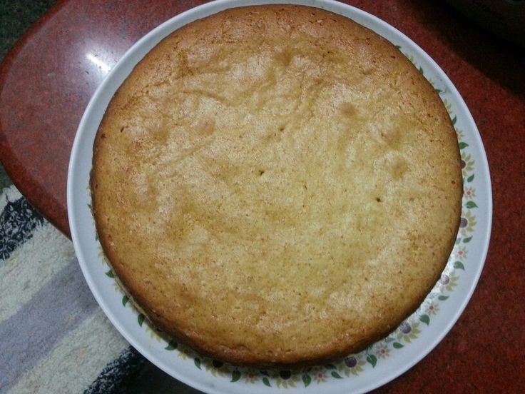 Super soft milk cake