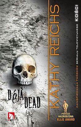 Okładka książki Deja Dead