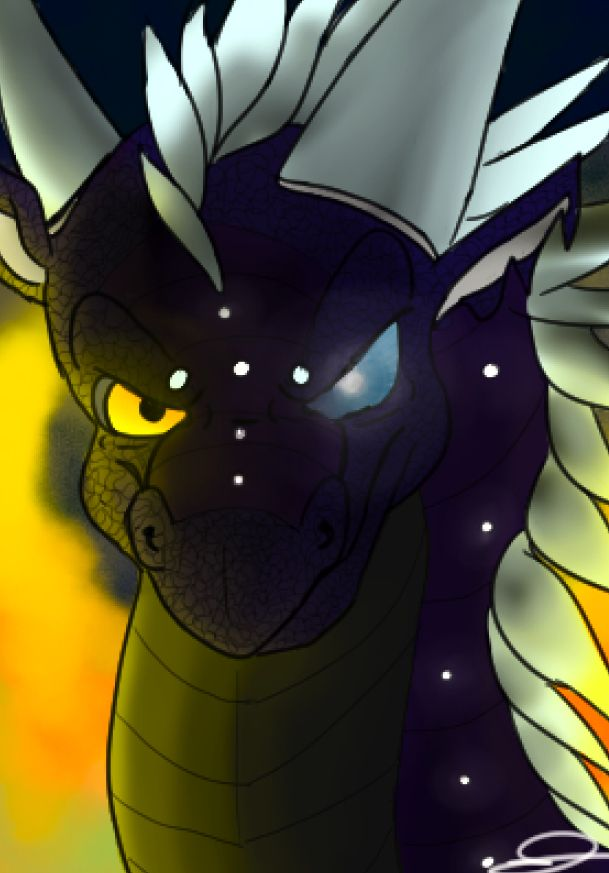 Wings of Fire: He who sees the Morrow