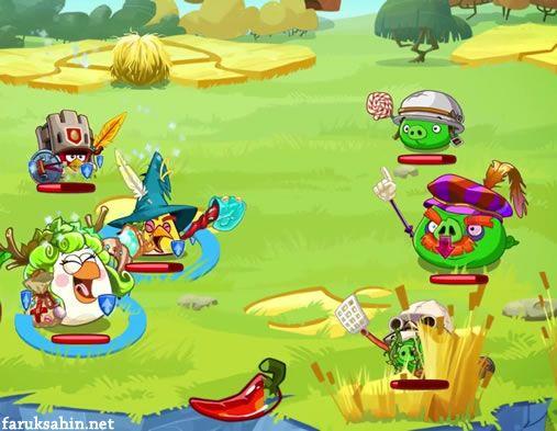 Rovio, Angry Birds Epic'i Yayınladı! - Faruk ŞAHİN