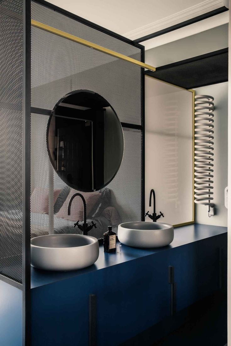 Bathroom bathroom accessory deleted posts homegirl london - French Metal Rack Restored Paris Apartment By Marcante Testa Uda Features A