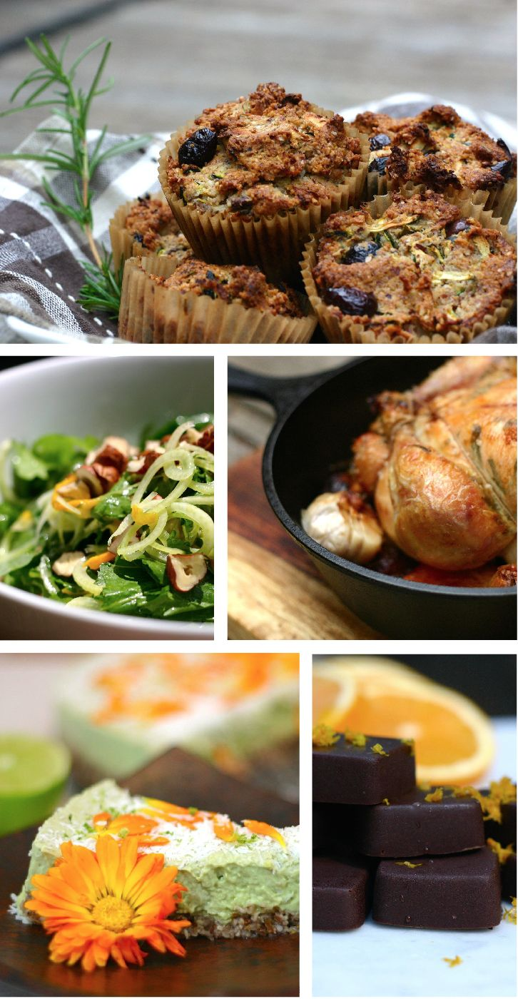 Simple, Nourishing, Hormone-balancing Meals.   Cooking For Balance