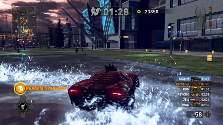 "Carmageddon R v1.2 NEW BEST GRAPHICS 1080p60 ""Карьера 13 4/4"" ""СТРОИТЕЛЬ..."