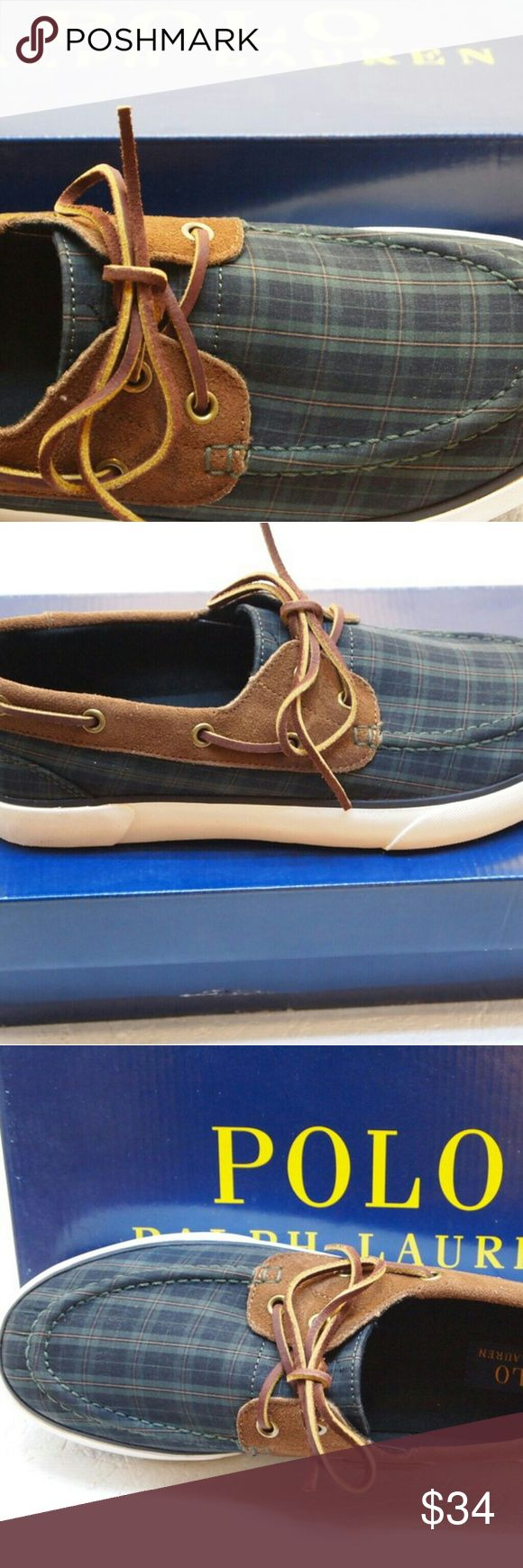 Polo Ralph Lauren mens shoes losfers size 8.5 New New in box. Casual shoes. Polo by Ralph Lauren Shoes Loafers & Slip-Ons