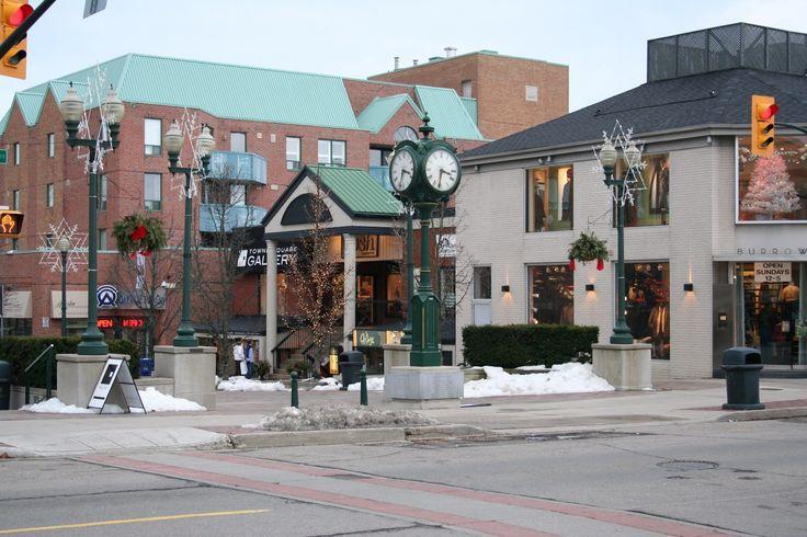 Exploring Downtown Oakville: Shops, Restaurants, and More   Dunpar Homes