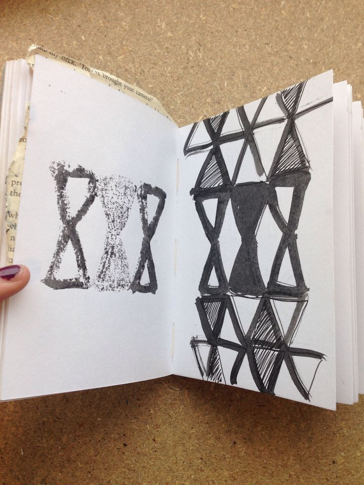 Opera house pattern illustration 2