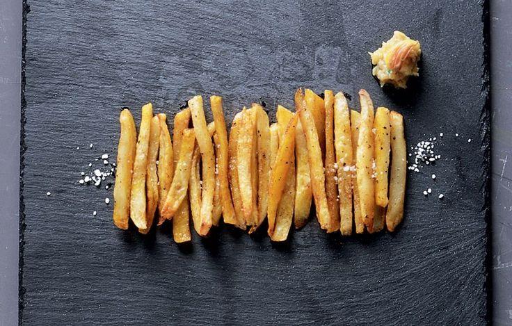 Σπέσιαλ τηγανητές πατάτες στο.. φούρνο!