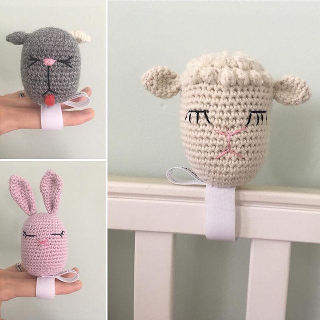 Ravelry: Buggy BUDDi Lamb pattern by Alice and Rose Handmade Toys