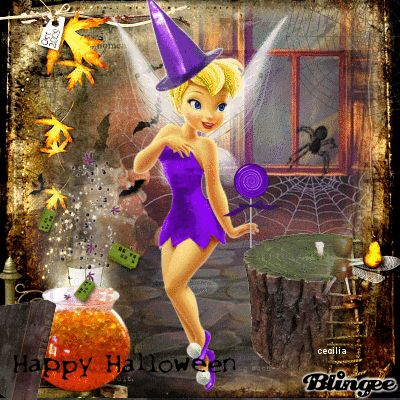 1043 Best Holiday Tinker Bell Images On Pinterest